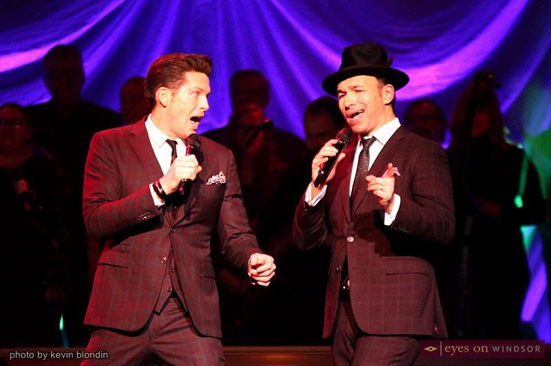 The Tenors, Clifton Murray and Victor Micallef