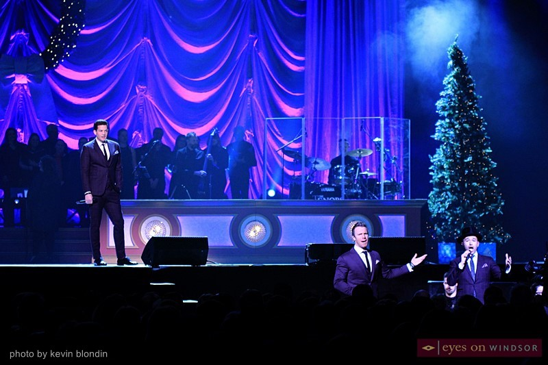 The Tenors performing O Sole Mio
