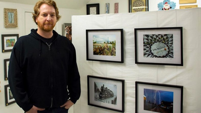 Todd Shearon's Photography Unanimously Juried Into Walkerville Artists' Co-op