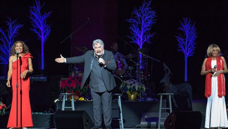 Tony Orlando and Dawn's Christmas Show Nostalgic Present for Windsor