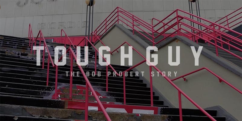 Tough Guy The Bob Probert Story Movie Windsor Screening