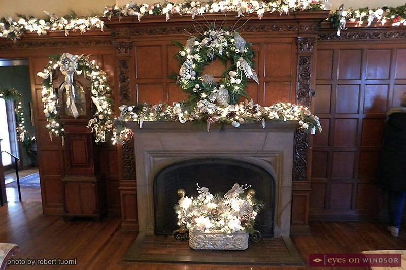 Willistead Manor Holiday House Tour Morning Room