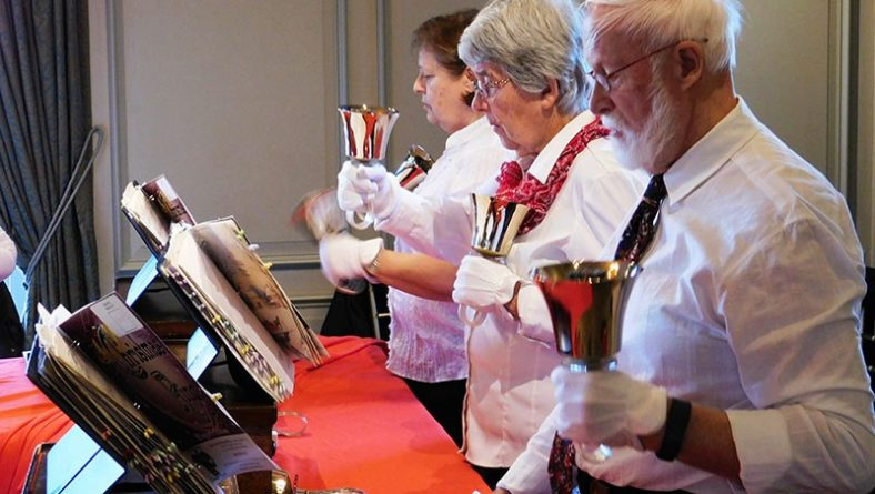 Bell Ringers Bring Wonderful Ambiance To Willistead Manor Holiday Tour