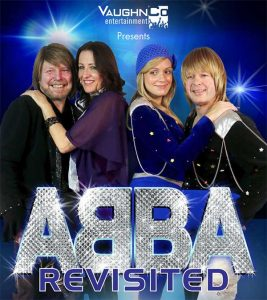 ABBA Revisited Capitol Theatre Windsor Poster