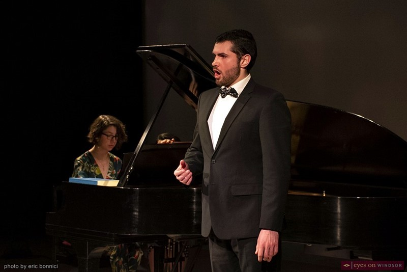 Alex Leigh Abridged Opera