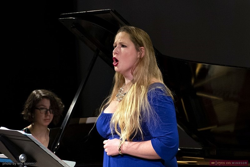 Alyssa Epp Singing Abridged Opera