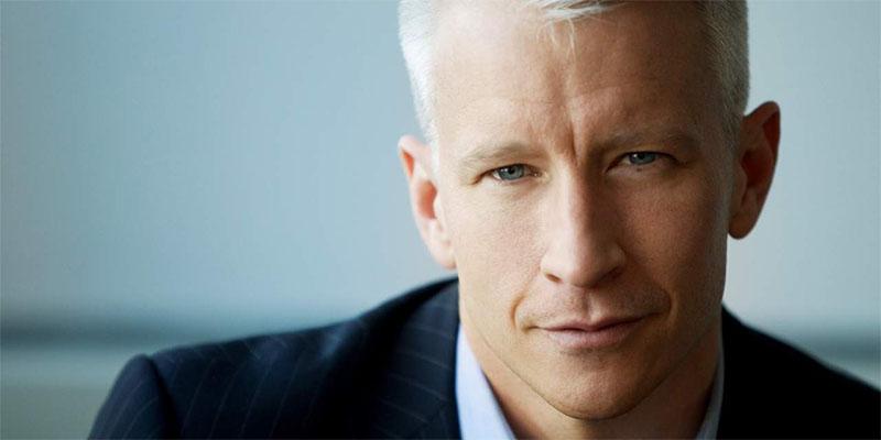 Anderson Cooper Speaks at Caesars Windsor
