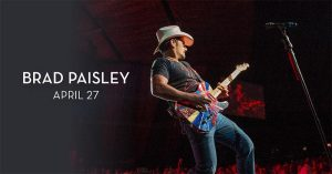 Brad Paisley Live at Caesars Windsor