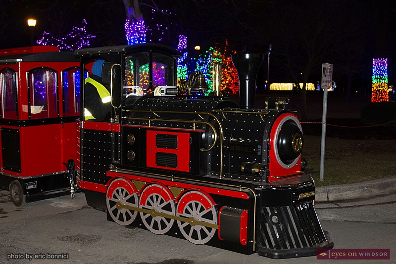 Train Rides at Bright Lights Windsor