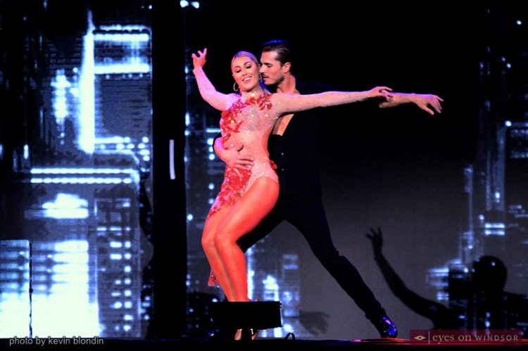 Dancing With The Stars Goes Glitzy For Fans at Caesars Windsor