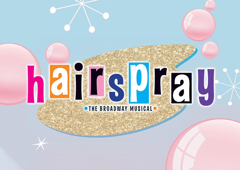 Hairspray The Musical Logo
