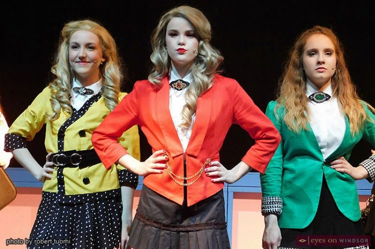 Show Preview: Cardinal Music's Heathers The Musical Delights And Passes On A Message