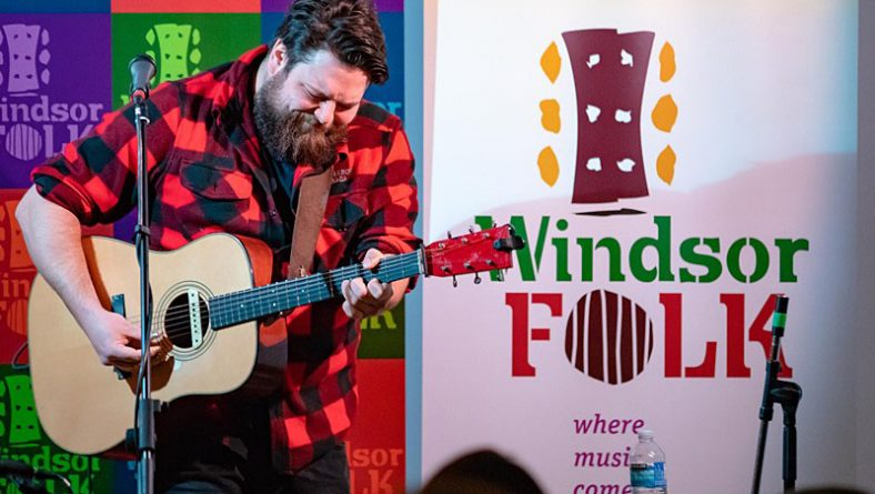 First Windsor Folk Society Showcase of The Year Wows Packed House