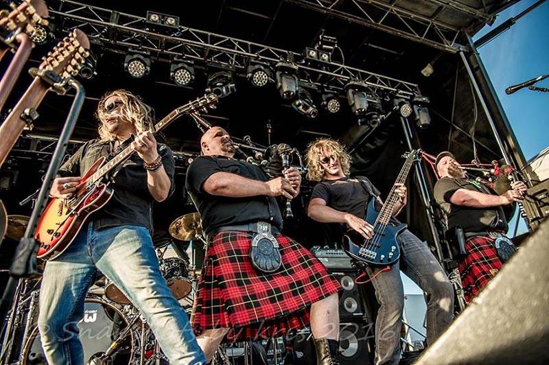 Mudmen Canada's Celtic Rock Band
