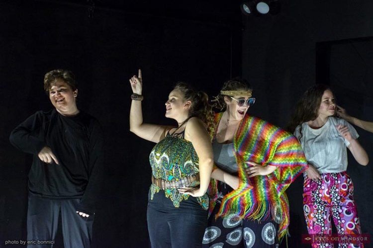 Revolution Youth Theatre's Through The Ages Was Action Packed