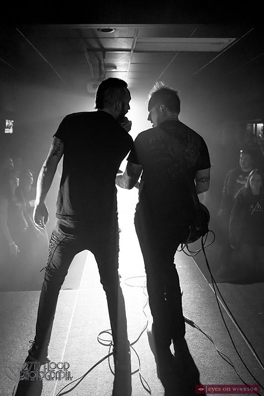 Saving Abel performing at Rockstar Music Hall