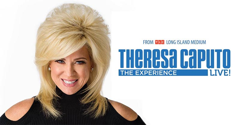 Theresa Caputo Live at Caesars Windsor