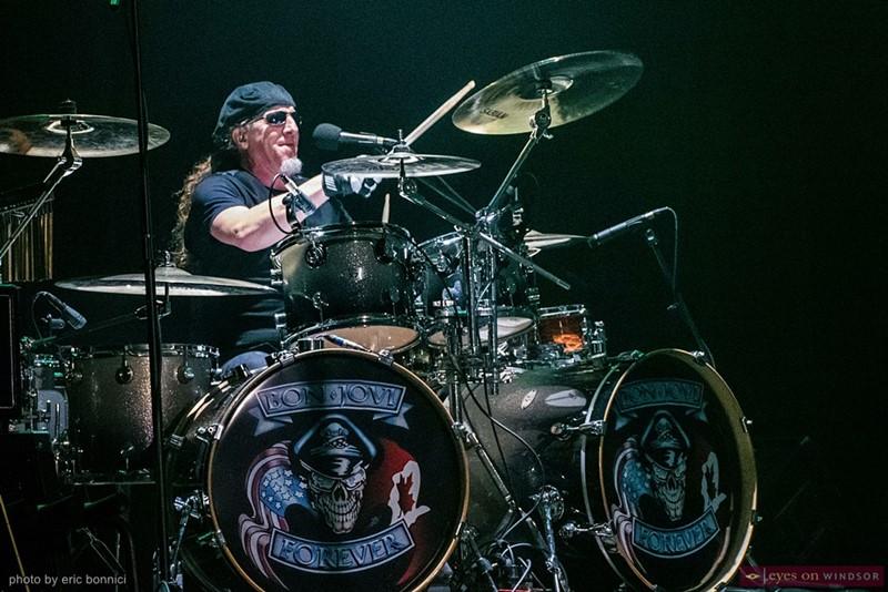 Bon Jovi Forever Tribute drummer Darryl 'Rock N Roll' Kidd