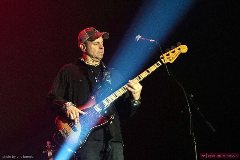 Nathan Balaisis Bassist Performing With Bon Jovi Forever Tribute