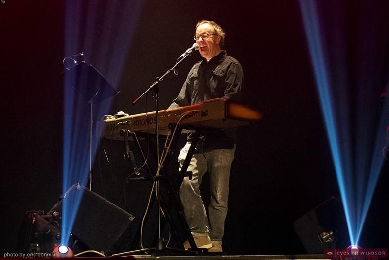 Jeff Vidov on Keyboards