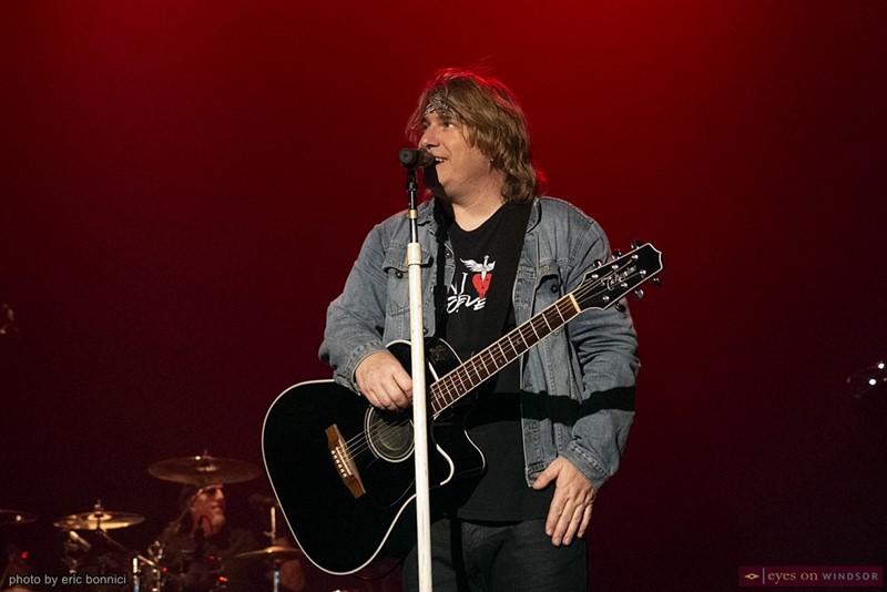 Bon Jovi Forever Tribute frontman Baz Littlerock