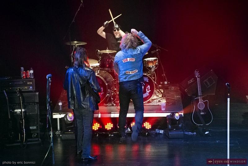 Bon Jovi Forever Tribute Band