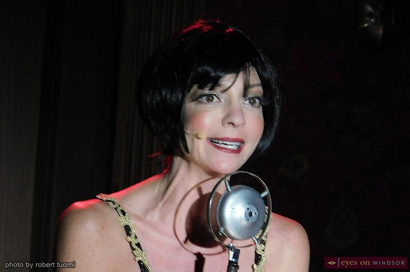 Heather Hausman cast as Sally Bowles in Korda's Production of Cabaret
