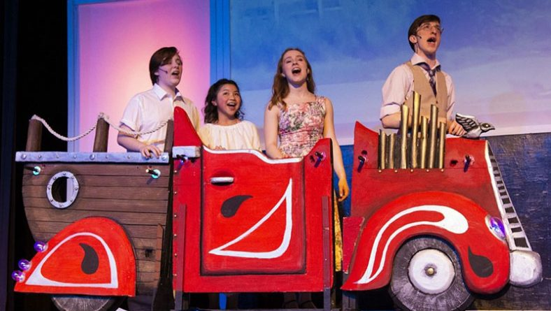 Walkerville Collegiate's Chitty Chitty Bang Bang Makes Magical Debut
