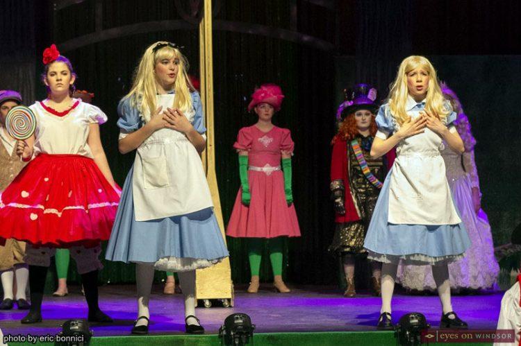 Little Tomato Children's Theatre Put Wonderland in Alice In Wonderland Jr.