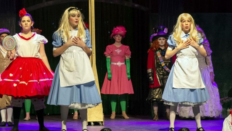 Little Tomato Children's Theatre Put Wonderland in Alice In Wonderland Jr.