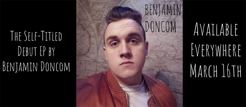 Benjamin Doncom Debut EP