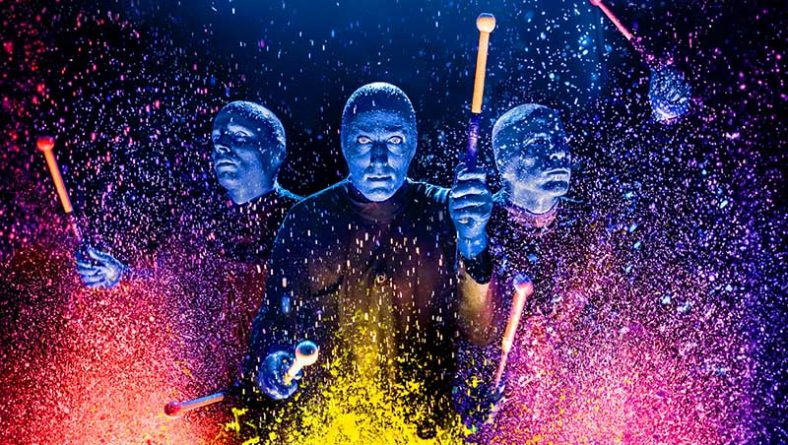 Blue Man Group Character Origin Revealed Ahead Of Windsor Show
