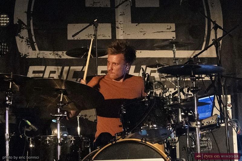drummer Brandon Lefrancois