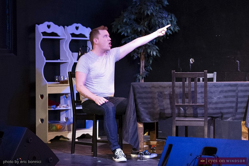 Drew Beaudoin cast as Gabe Goodman in Next To Normal