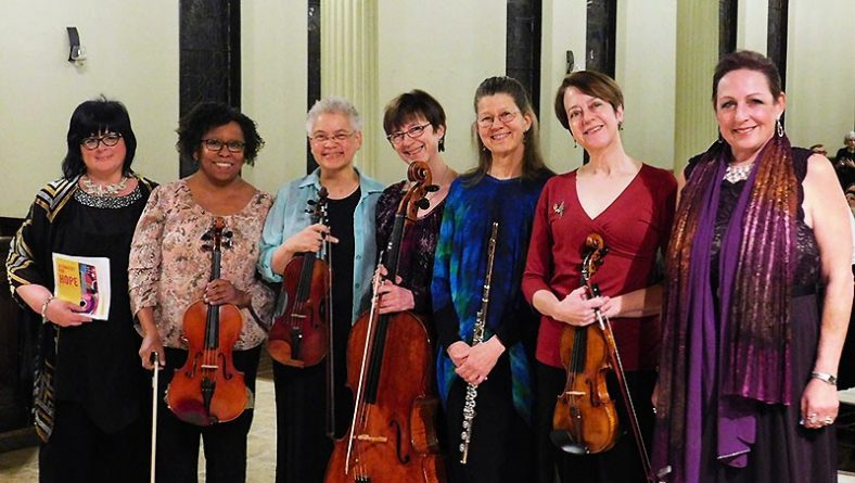 Chamber Music at A Concert For Hope Performed to Perfection