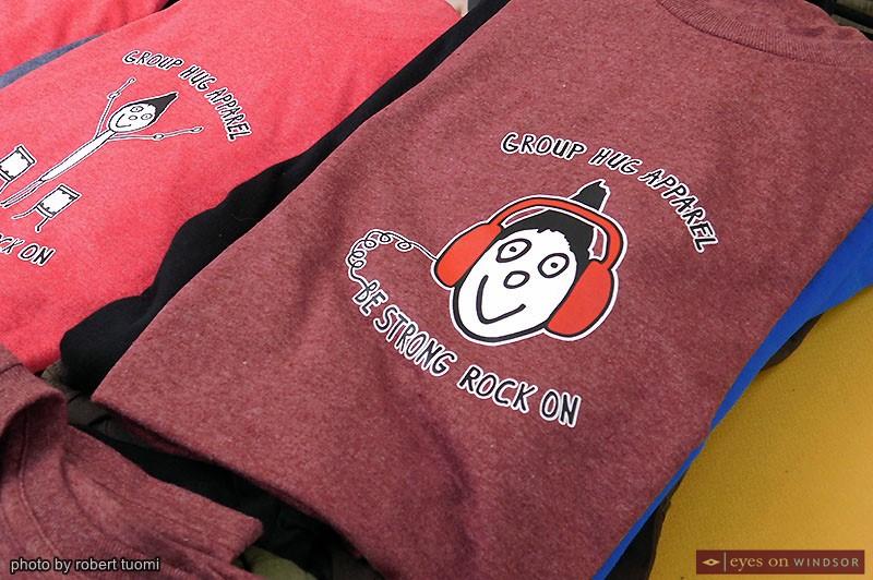 Group Hug Apparel T-Shirts
