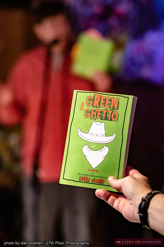 The Green Ghetto by Vern Smith