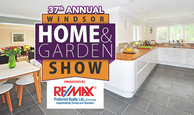 Windsor Home & Garden Show Promo Photo