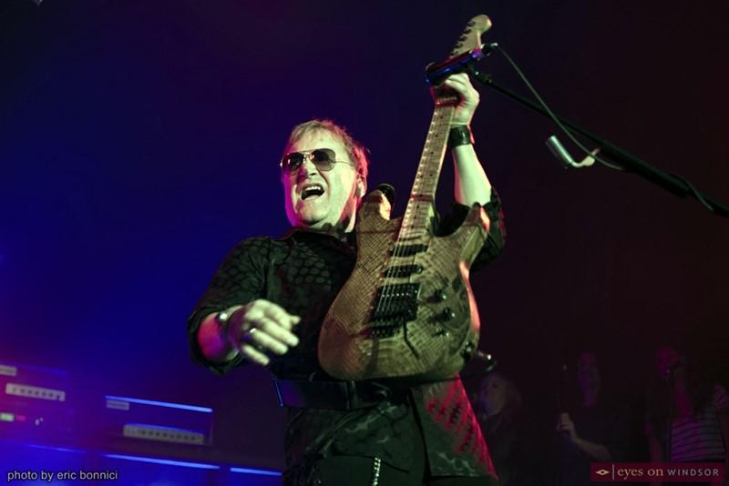 Charlie Lambrick Guitarist Teaze