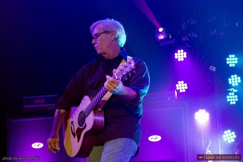 Teaze guitarist Chuck Price