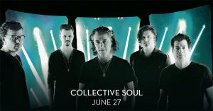 Collective Soul to perform at Caesars Windsor