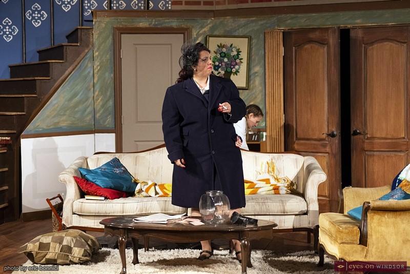 Cindy Pastorius as Miss Rose