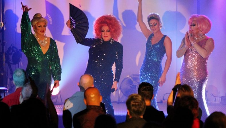 Great Imposters Thrill Sold Out Female Impersonation Show in Windsor