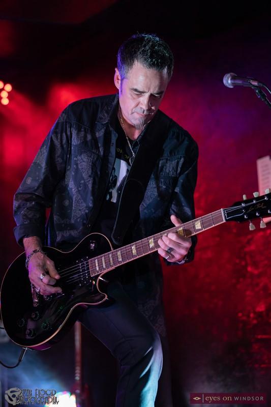 Tim Garant on Guitar