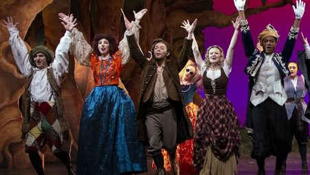 Review: St. Clair Students Shine In the Woods At the Chrysler Theatre