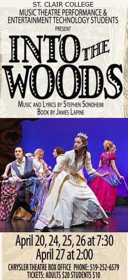 Into The Woods St. Clair College