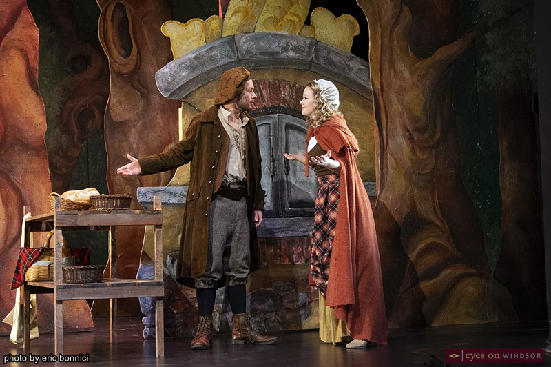 Into The Woods at St. Clair College