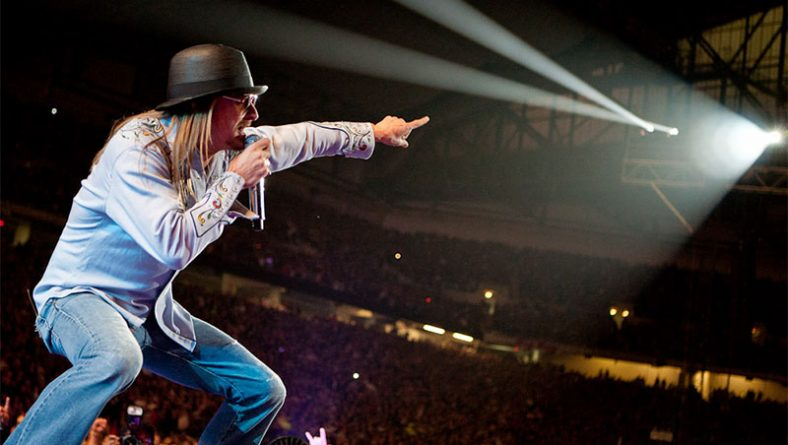 Roxodus Canada's Biggest Rock Fest Includes Kid Rock, Aerosmith, & More