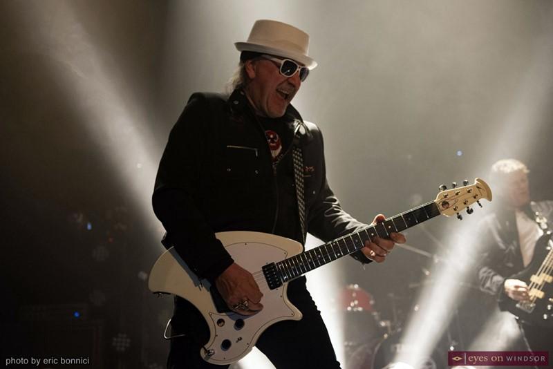 Mark Bradac Teaze Band Member and Guitarist