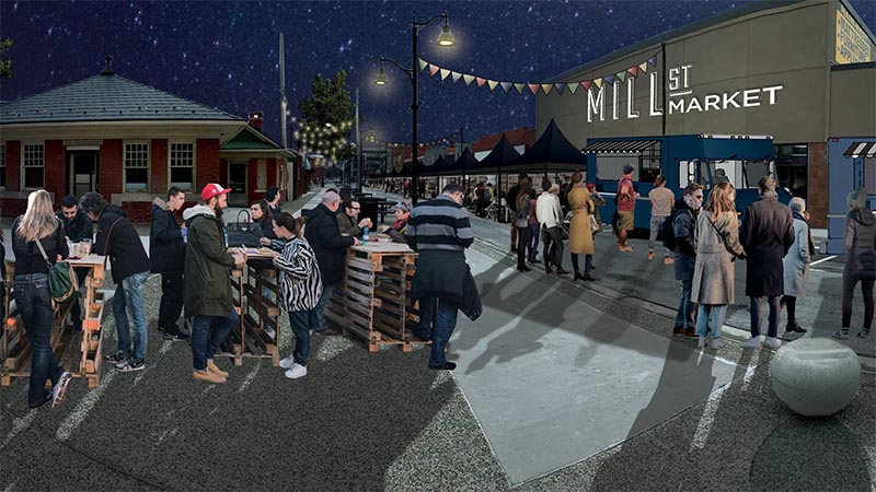 Leamington Mill St. Night Market promo photo